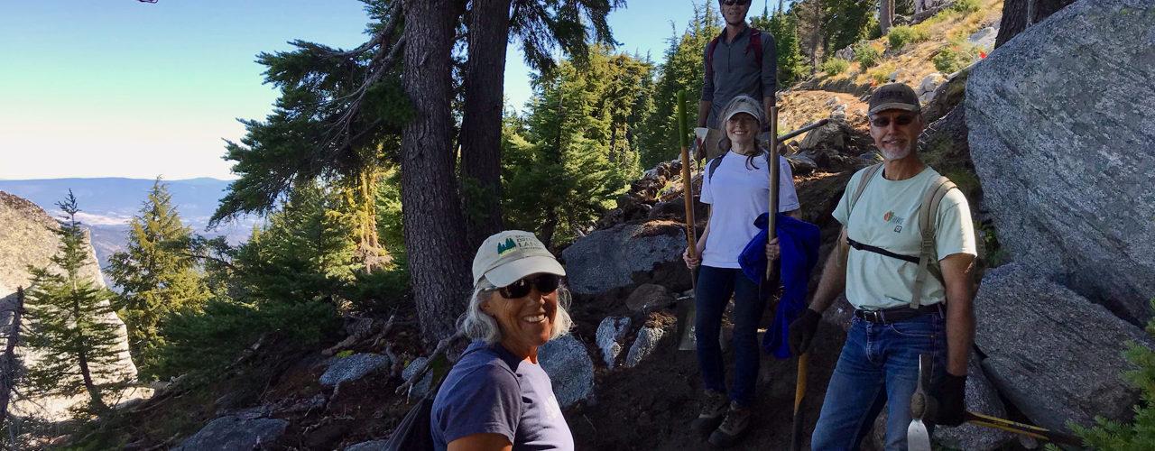 Mt Ashland Summit Trail
