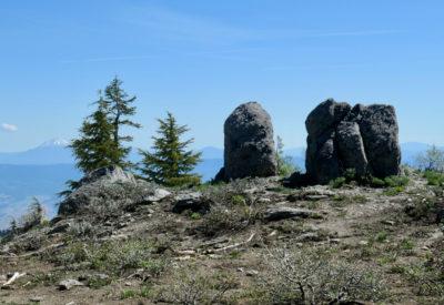 Four Corners - Mt Ashland - Split Rock  - Bull Gap 50k